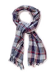 Oakey scarf - BLUE