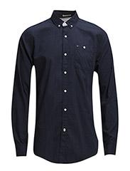 Finn shirt l/s - BLUE