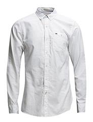 Finn shirt l/s - WHITE