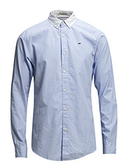 Faxon shirt l/s - WHITE