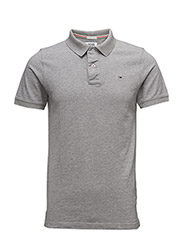 Original flag polo s/s - GREY