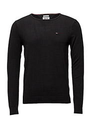 Original cn sweater, - BLACK