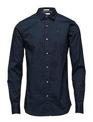 Original stretch shirt - BLUE