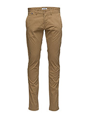 Slim chino BSTT PD - GREEN