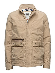 THDM COATED FIELD JACKET 11 - BROWN
