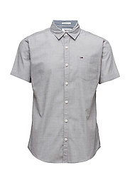 THDM BASIC SOLID SHIRT S/S 50 - GREY