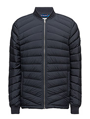 THDM BASIC LIGHT DOWN JACKET 11 - BLUE
