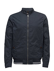 THDM BASIC HARRINGTON JACKET 19 - BLUE