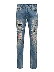 SLIM SCANTON ICONIC HLRRI - DENIM