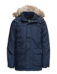 THDM TECH PARKA 27 - BLUE