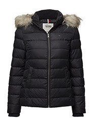 THDW BASIC DOWN JACKET 2 - BLACK BEAUTY