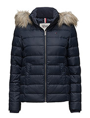 THDW BASIC DOWN JACKET 2 - BLUE