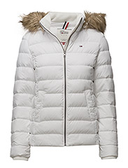 THDW BASIC DOWN JACKET 2 - WHITE