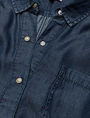 THDW TENCEL DNM SHIRT DRESS S/L 23
