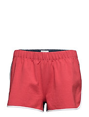 THDW SCALLOP SHORTS 28 - RED