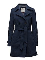 THDW BASIC TRENCH COAT 13 - BLUE