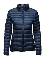THDW LIGHT DOWN JACKET 16 - BLUE