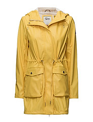 THDW HD PARKA 18 - YELLOW