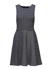 THDW DRESS S/L 24 - BLUE