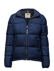 THDW DOWN JACKET 11, - MEDIEVAL BLUE