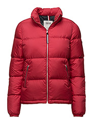 THDW DOWN JACKET 11, - CHILI PEPPER