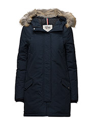 THDW TECHNICAL DOWN JACKET 14 - BLUE
