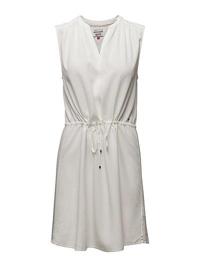Thdw Blouse Vn Dress S/L 16
