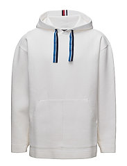 HE OVERSIZED HOODY B - BRIGHT WHITE