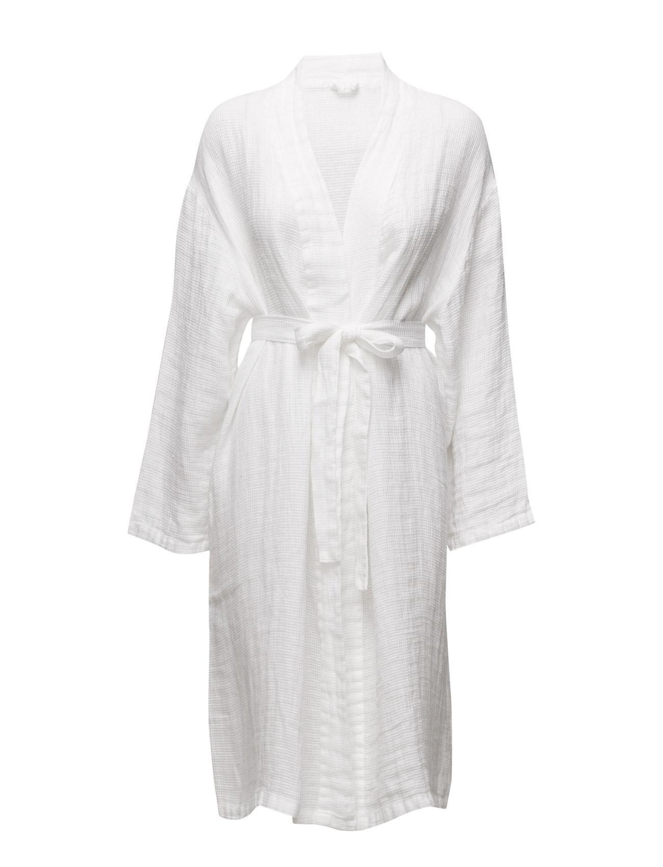 Fresh Laundry Kimono Himla Nattøj til Unisex i hvid