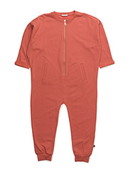 Jumpsuit - FOX RED