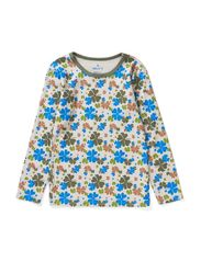 T-shirt - Camouflage mix clover boy