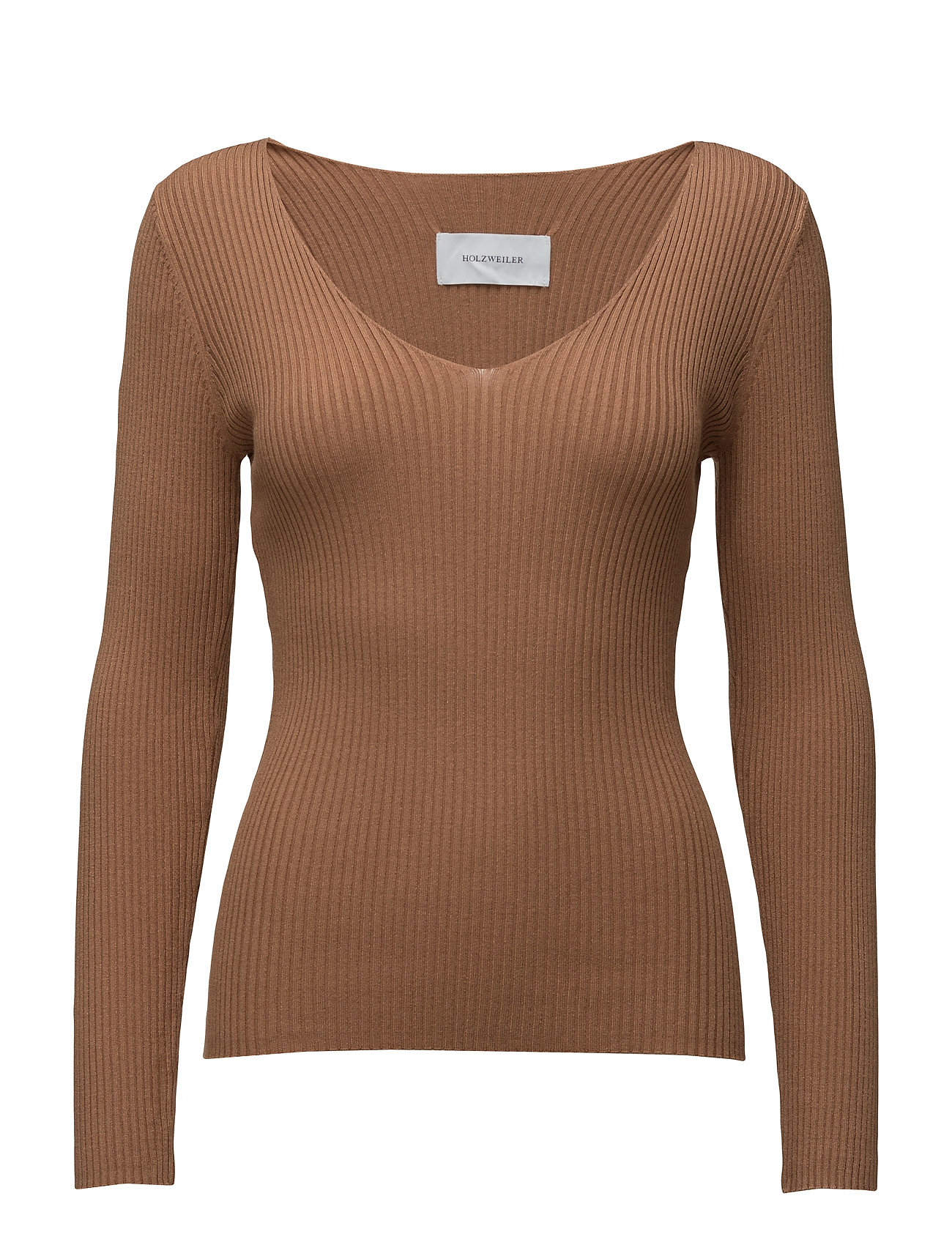 Sydney Sweater HOLZWEILER Sweatshirts til Damer i Kamel