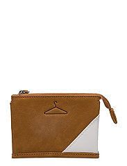 PISTASJ Wallet - BROWN MIXED