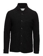 BOMBASTIC Jacket - BLACK