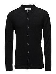 MEMORABLE Cardigan - BLACK