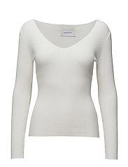 SYDNEY Sweater - WHITE