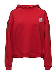 LIVNY LOVE sweater - RED