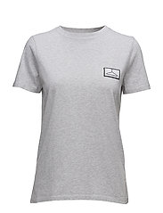 HANG WITH ME Tee - GREY MELANGE