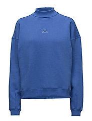 ANNA Hanger Sweat - BLUE