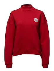 ANNA Hanger Sweat - RED