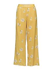 MOJA Trousers - DAISY YELLOW