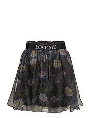 SELMA Skirt - FLOWER CHECK