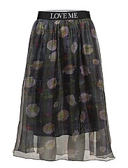 STINE Skirt - FLOWER CHECK