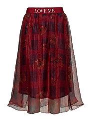 STINE Skirt - POPPY FUCHSIA