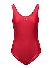 VICTORIA Swimsuit - RED