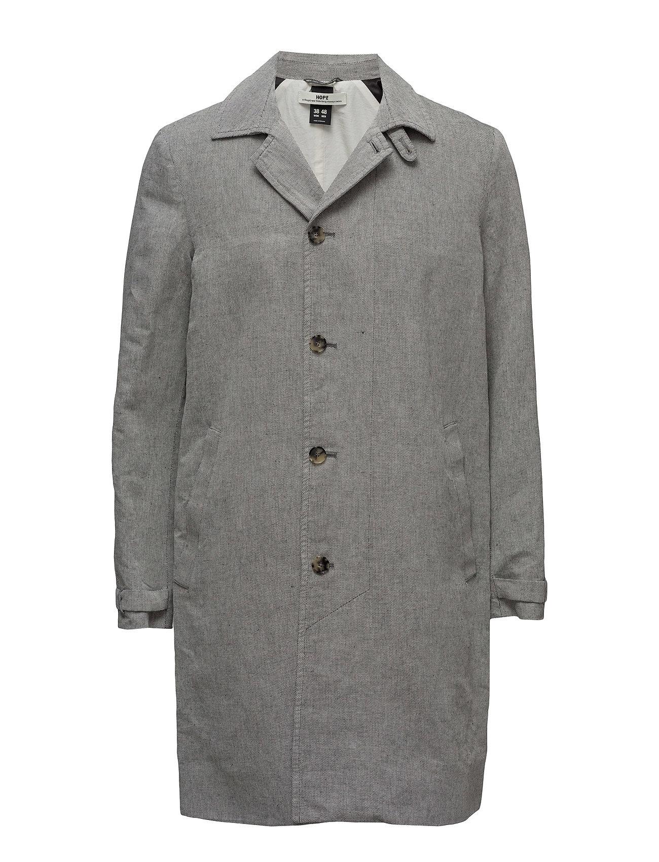 Dust Coat Hope Frakker til Herrer i Grå