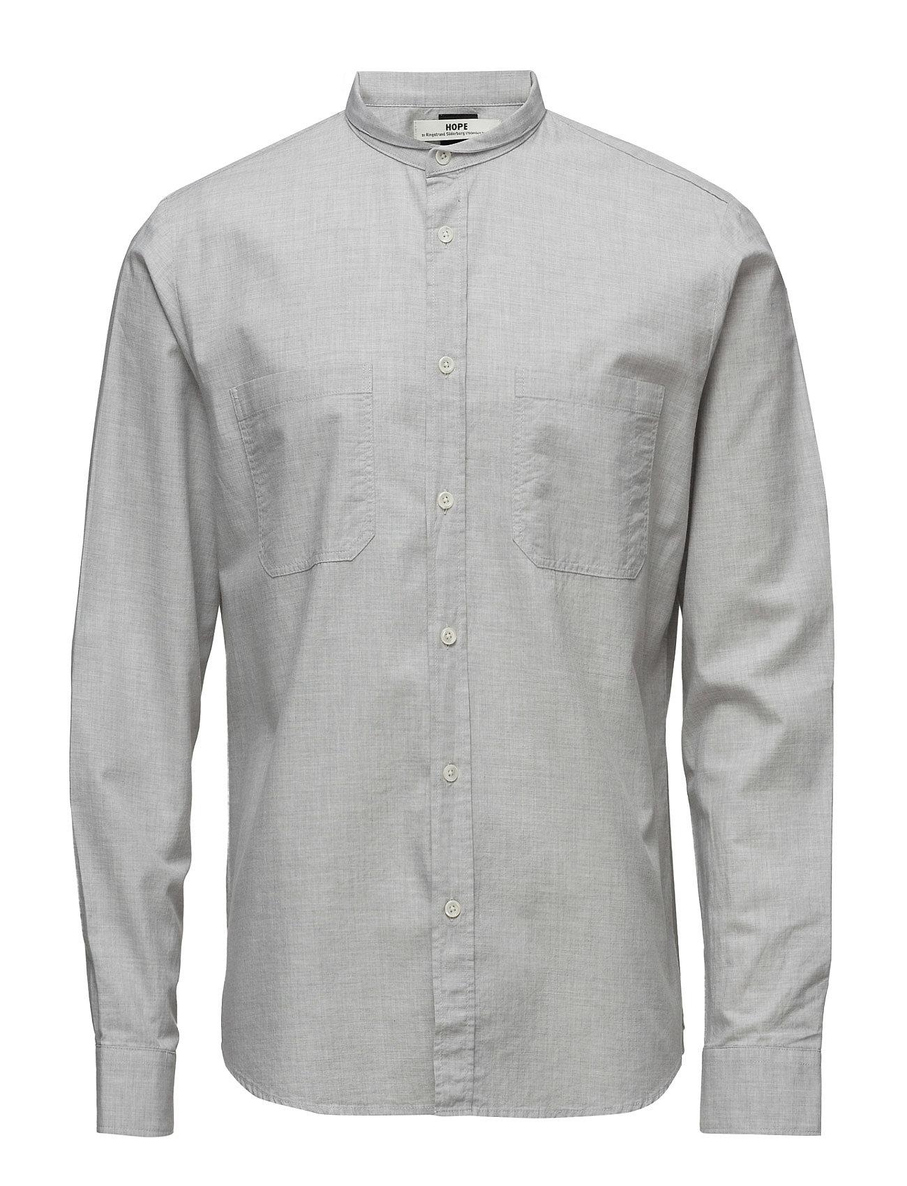 Rick Shirt Hope Casual sko til Herrer i Lt Grey