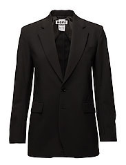 Strong Blazer - BLACK SUIT