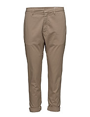 News Trouser - KHAKI BEIGE