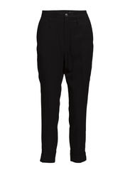 Law Trouser - Black